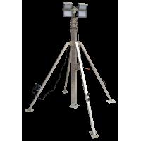 Осветительная вышка СПС-Р 4 м ГАЛ 4х500