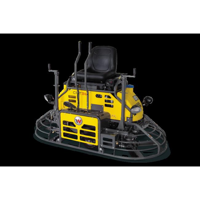 Заглаживающая машина по бетону CRT 36-26A-WK