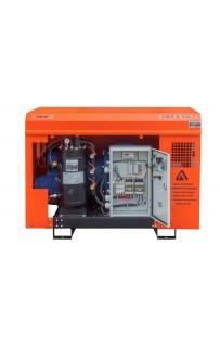 Электрический винтовой компрессор ЗИФ-СВЭ-4,0/0,7 в кожухе