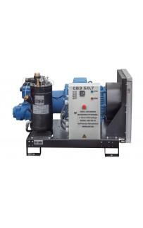 Электрический винтовой компрессор ЗИФ-СВЭ-5,2/1,0 без кожуха