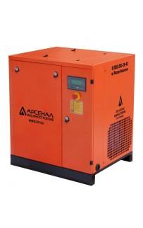 Электрический винтовой компрессор ЗИФ-СВЭ-1,2/1,3 ШМ  ременной