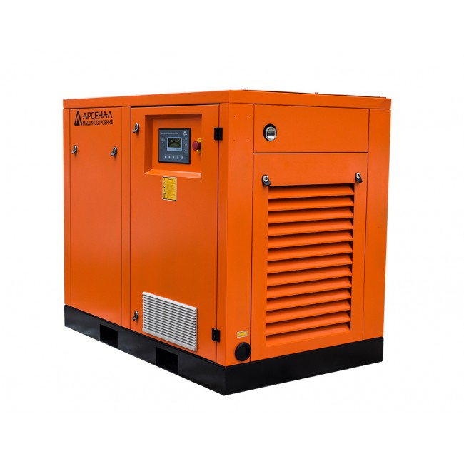 Электрический винтовой компрессор ЗИФ-СВЭ-3,9/0,7 ШМЧ прямой привод