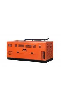 Дизельный воздушный компрессор ЗИФ-ПВ-16/0,7 (ММЗ) на раме