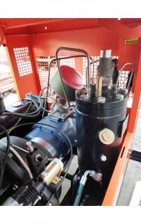 Дизельный винтовой компрессор ЗИФ-ПВ-5/1,3 на раме