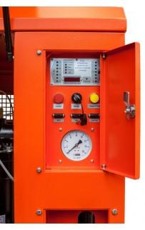 Дизельный винтовой компрессор ЗИФ-ПВ-10/1,0 на шасси