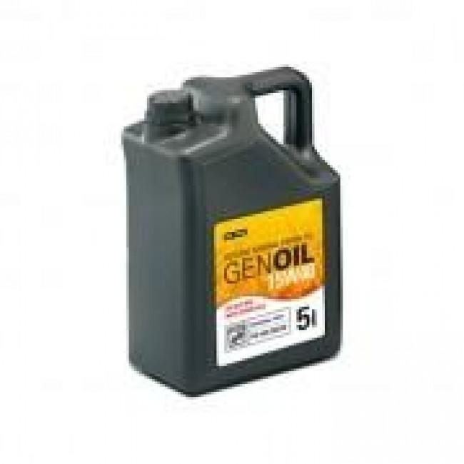 GENOIL 5W40 масло синтетическое для двигателя