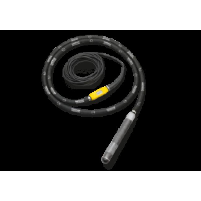 Высокочастотный погружной вибратор IREN 45